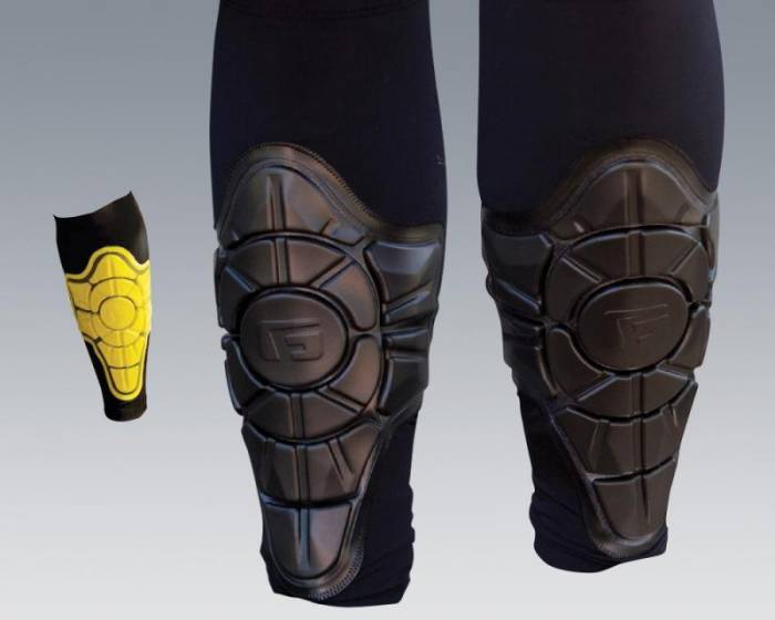 protege tibia G-FORM SHIN PADS