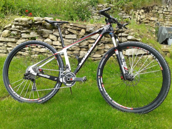 GIANT XTC ADVANCED SL 2013