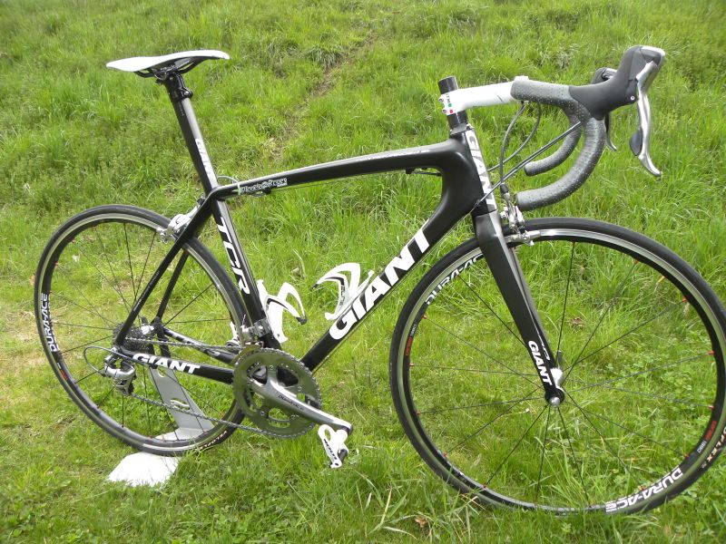 GIANT TCR ADVANCED SL 2010